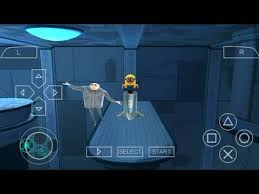 Despicable Me PPSSPP Highly Compressed PSP ISO