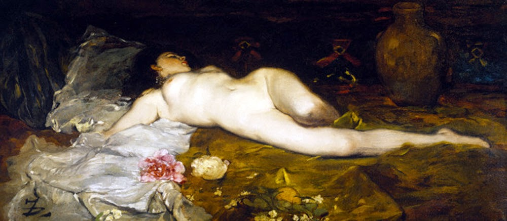 Frank Duveneck, Artistic nude, The naked in the art, Il nude in arte, Fine art