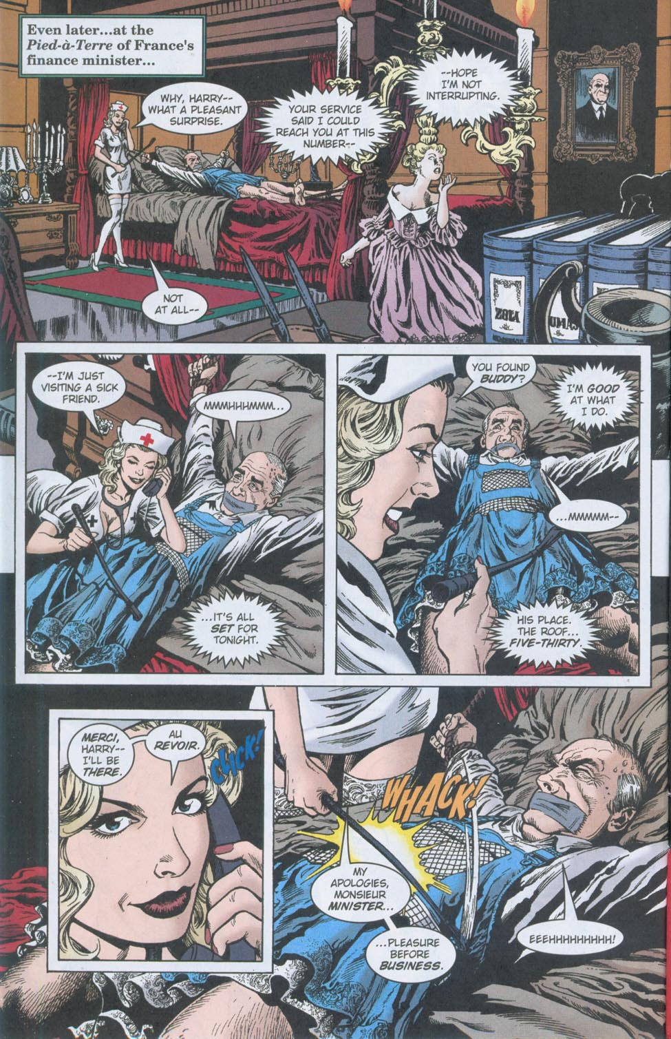 Read online American Century comic -  Issue #16 - 8