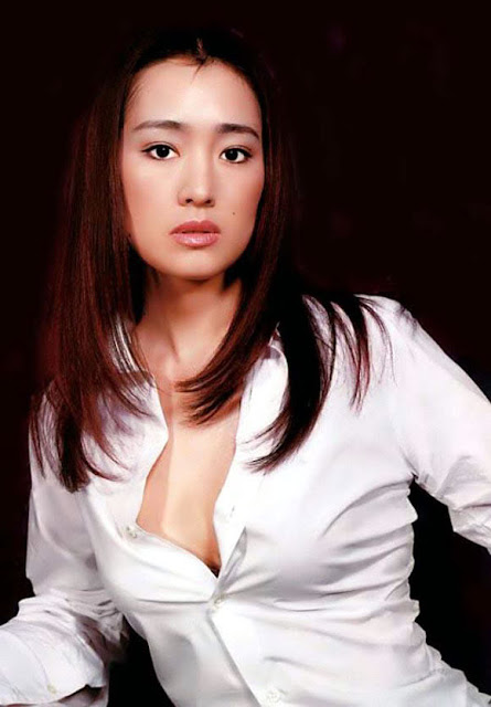 2017 Chinese Actress Gong Li Nude Leaked Topless Fucking -1667