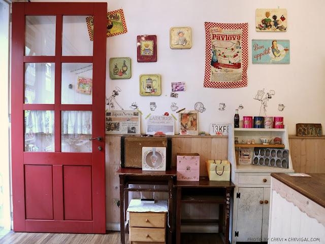 IMG 0510 - 熱血採訪│雅蜜斯牛軋堂,藏身巷弄間的甜點秘密基地,牛軋糖牛軋餅是經典招牌