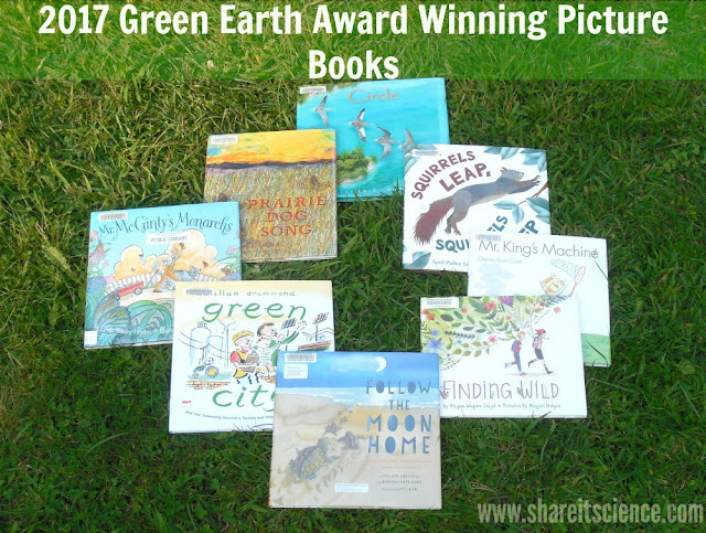 Green Earth Award 2017 Environmental Picture Books