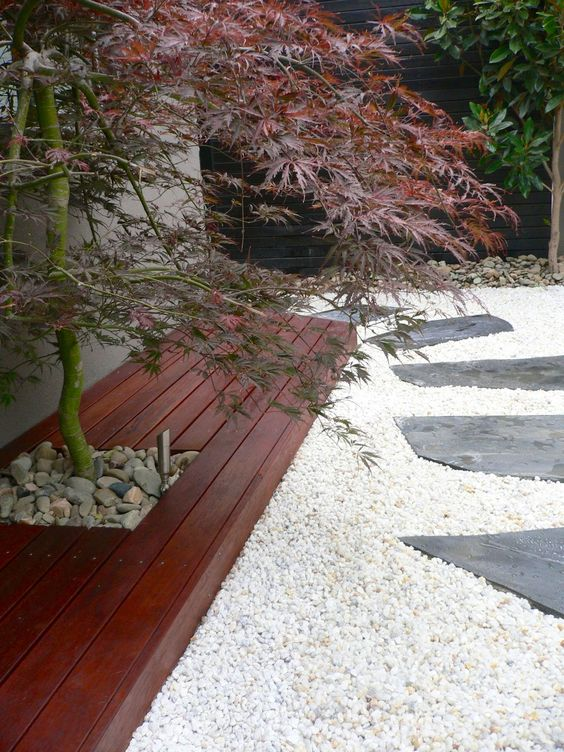 CONTEMPORARY JAPANESE GARDENS AND LANDSCAPES / MODERN