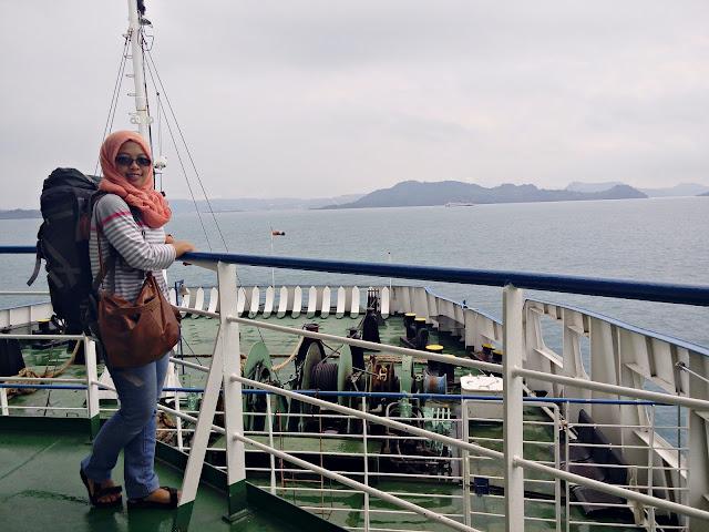 Serunya ke Sumatera Via Selat Sunda