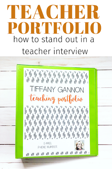 teacher-portfolio-for-interviews