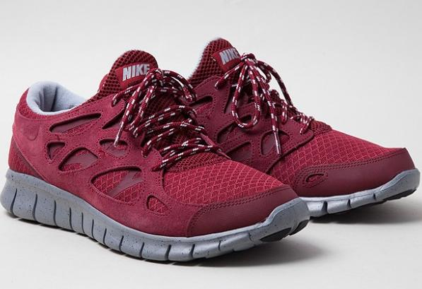 huge discount b53c3 8fef2 Nike Free Run +2 Suede Pack