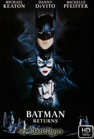Batman Returns [1992] HD 1080P Latino [Google Drive] GloboTV