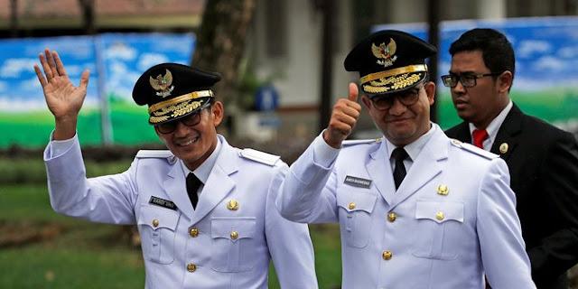 Mulus di era Jokowi-Ahok-Djarot, TGUPP dicoret saat pemerintahan Anies