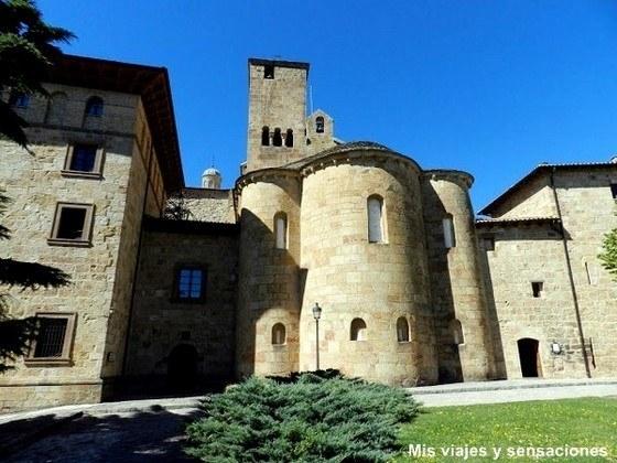 Monasterio de San Salvador de Leyre, Navarra