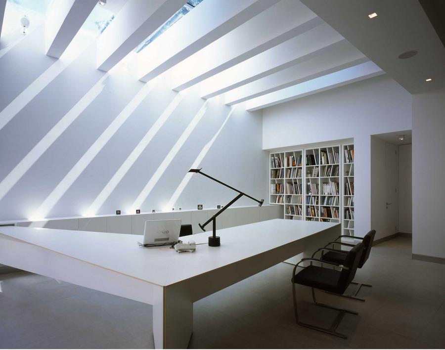 Neo arquitecturaymas Diseo zona de trabajo en casa