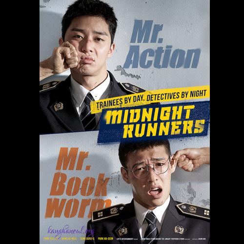 Sinopsis Midnight Runners K-Movie