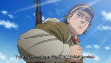 Golden Kamuy Season 2 Episode 8 Subtitle Indonesia