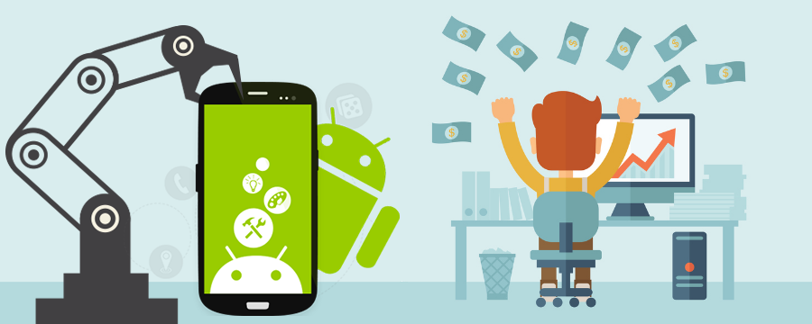 Android App Development Is An Integral Part Of Business Expansion