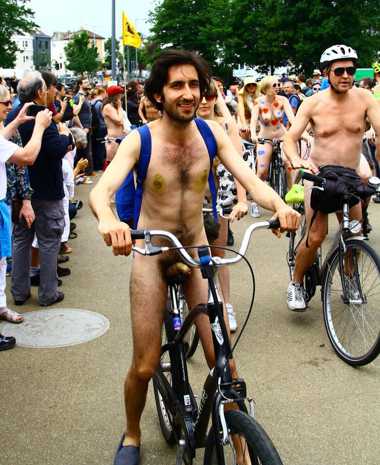 Deliciousdeity World Naked Bike Ride Again-5131