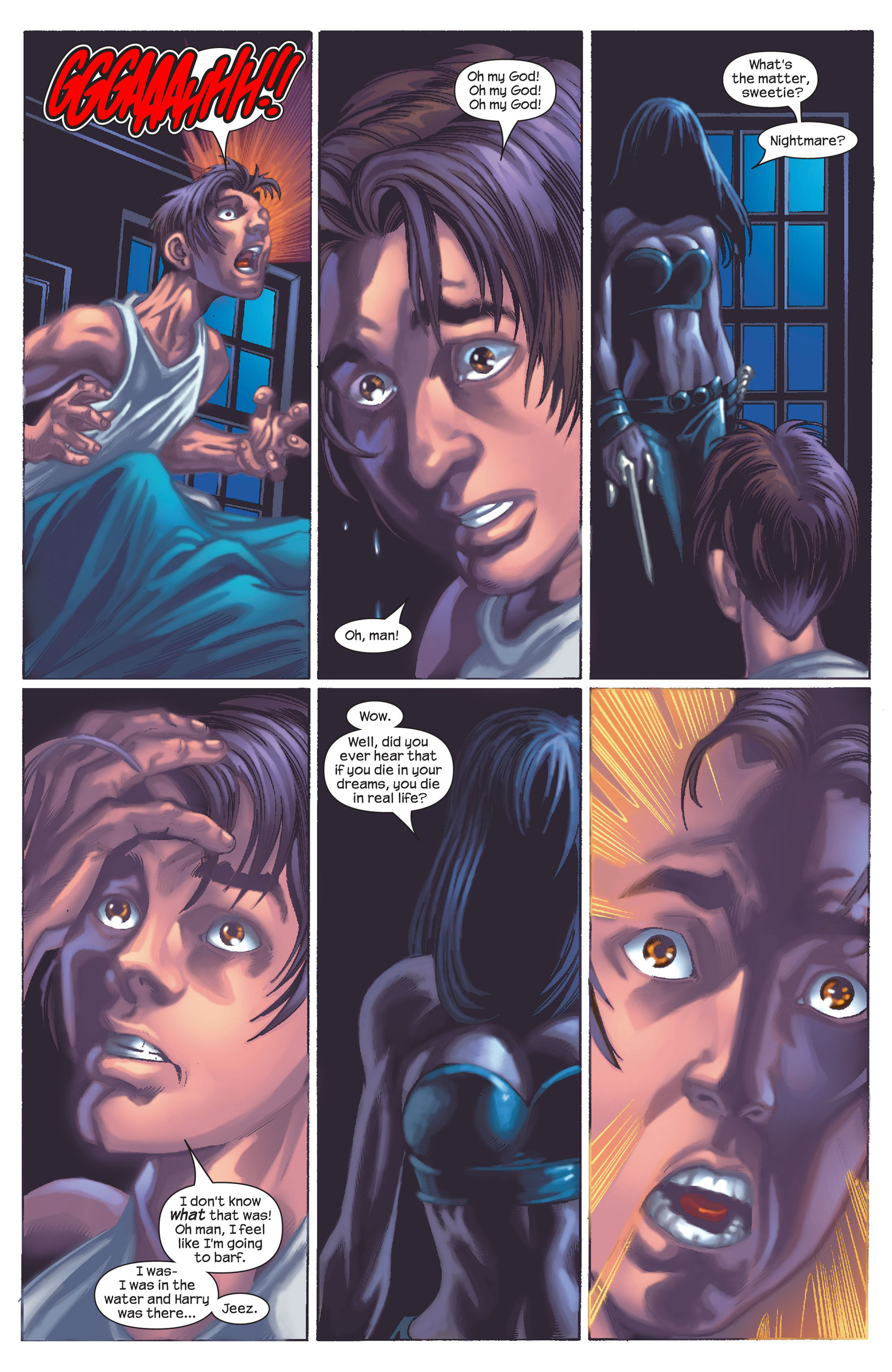 Read online Ultimate Spider-Man (2000) comic -  Issue #71 - 15