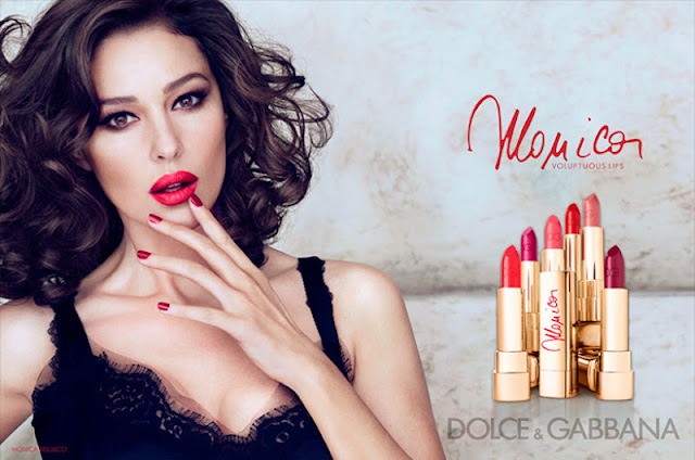Dolce e Gabbana make up collection 2012 may maggio monica bellucci lipstick lipsticks rossetti colori swatch swatches magnetic chic attractive italian only natural