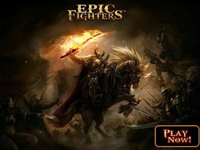 Epic Fighters - juego de Facebook