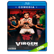 Virgen a los 40 (2005) BRRip 720p Audio Dual Latino-Ingles