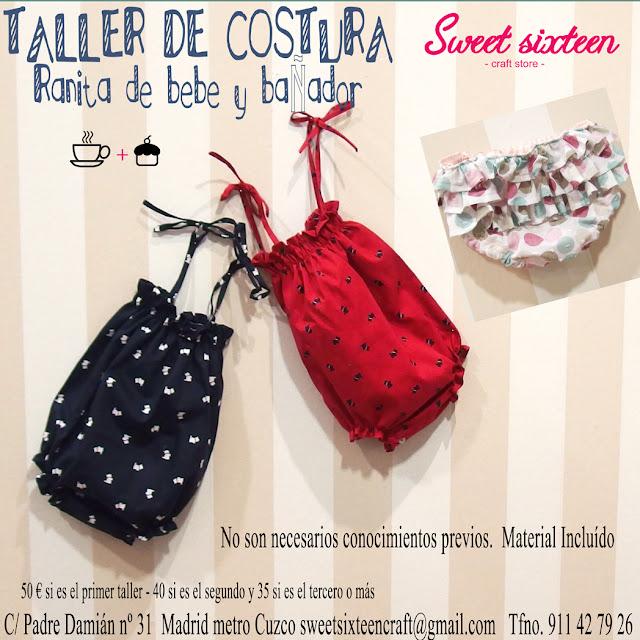 http://www.sweetsixteencraftstore.com/home/1132-taller-monografico-de-iniciacion-a-la-costura-.html