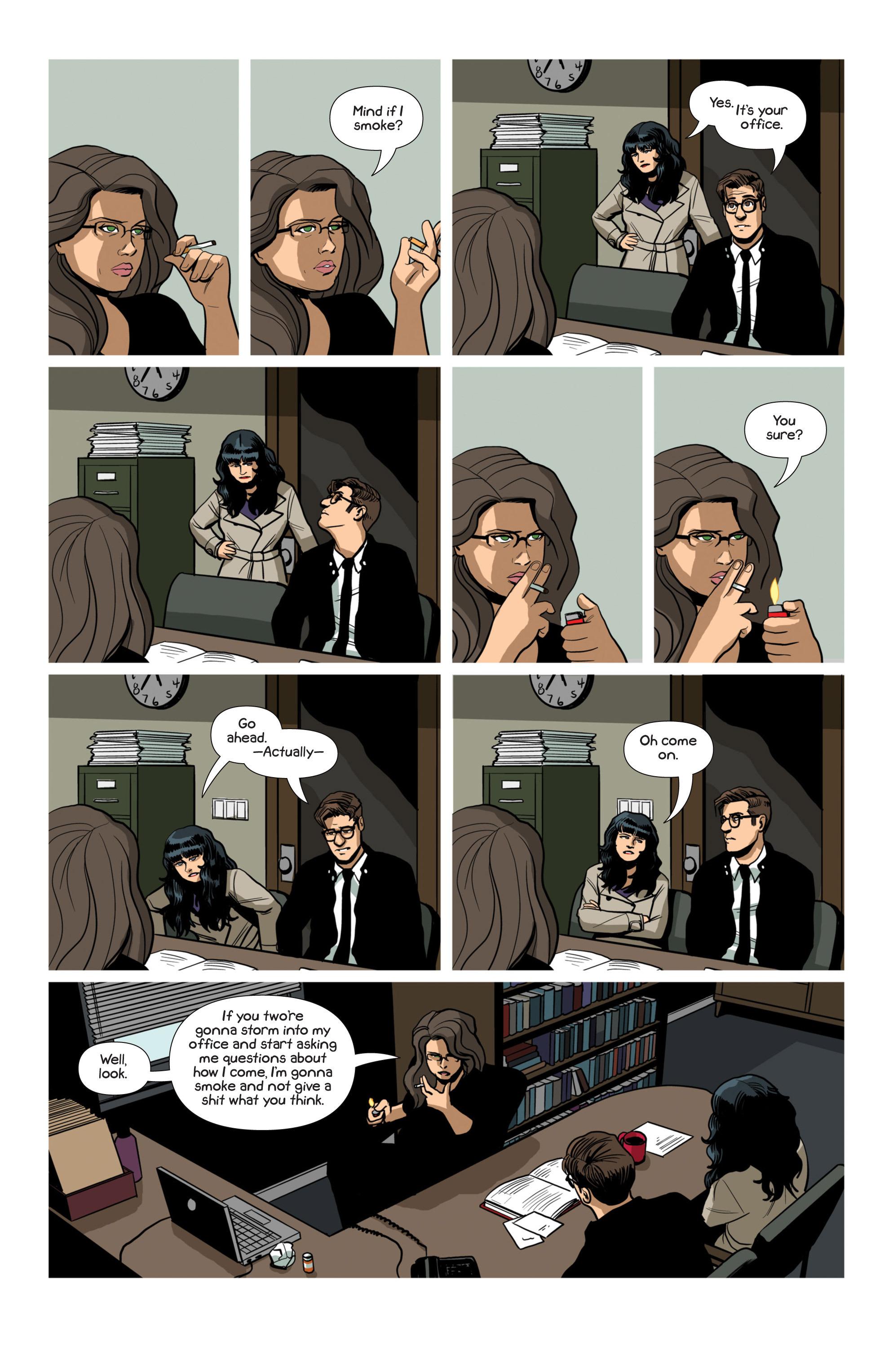 Read online Sex Criminals comic -  Issue #10 - 8