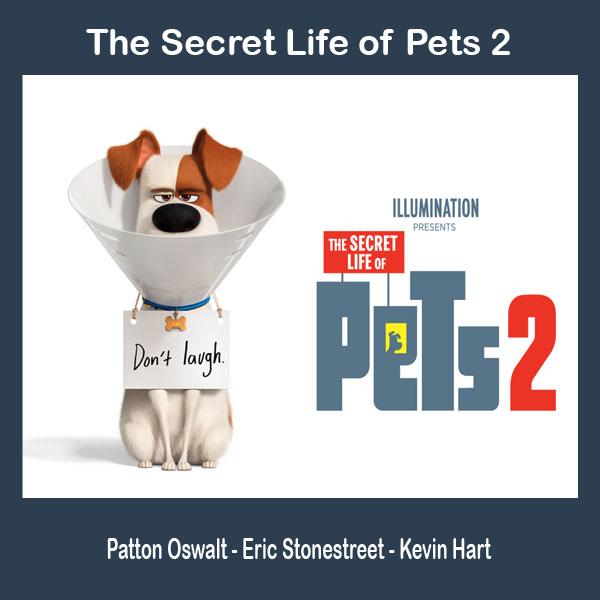 The Secret Life Of Pets 2 2019 Film Sinopsis Pemain Trailer