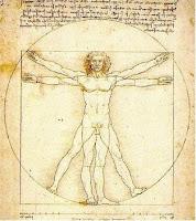 達文西名畫「維特魯威人」