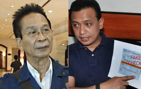 Atty. Sal Panelo: 'We will file a suit against them'