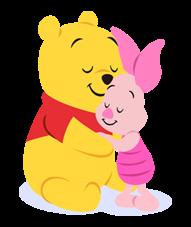 10 Stiker Kartun Winnie The Pooh Kumpulan Kartun