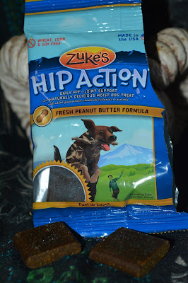 Dog treats with unproven ineffective ingredients supposedly to help joints.