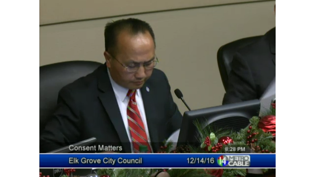 Elk Grove Mayor Steve Ly now has to govern