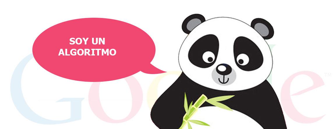 Algoritmao Google Panda