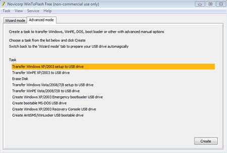 Cara membuat file installasi Windows XP dengan USB Flashdisk