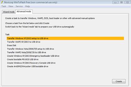 Membuat Installer Windows XP Dengan USB Flashdisk