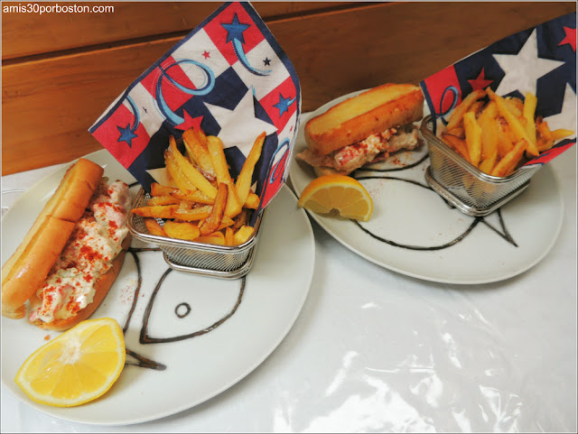 Aperitivos para la Super Bowl: Lobster Roll