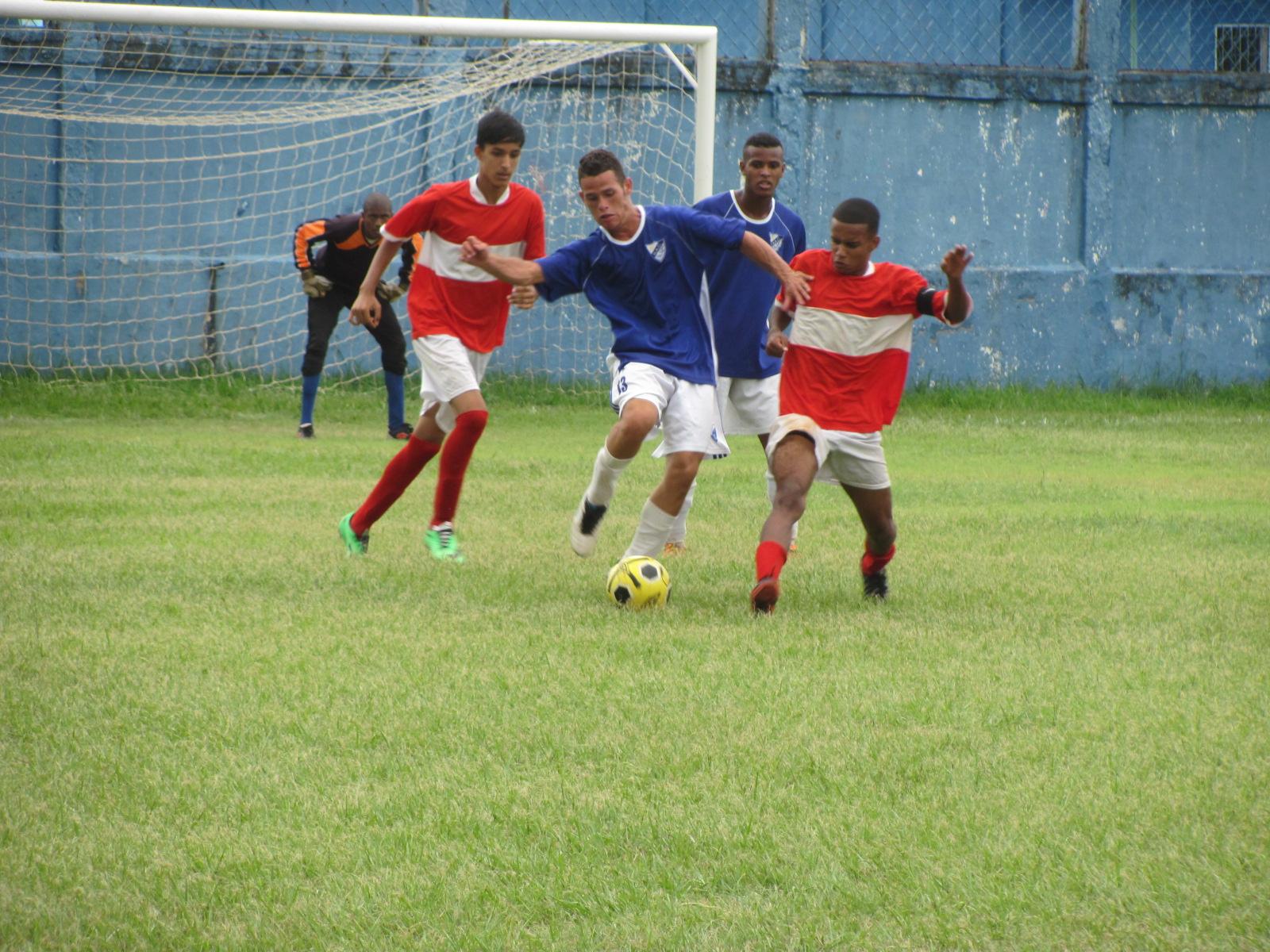 Liga de Desportos de Nova Iguaçu  A bola vai rolar para o Torneio de ... 07258de969dda