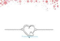 Logo Vinci gratis un esclusivo braccialetto JewelCandle