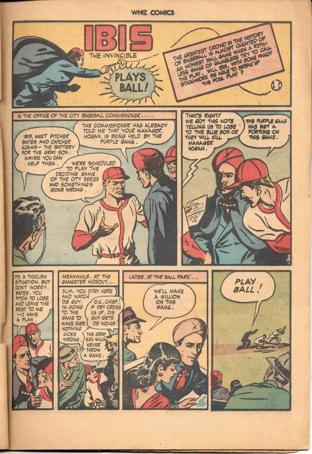 WHIZ Comics issue 71 - Page 21