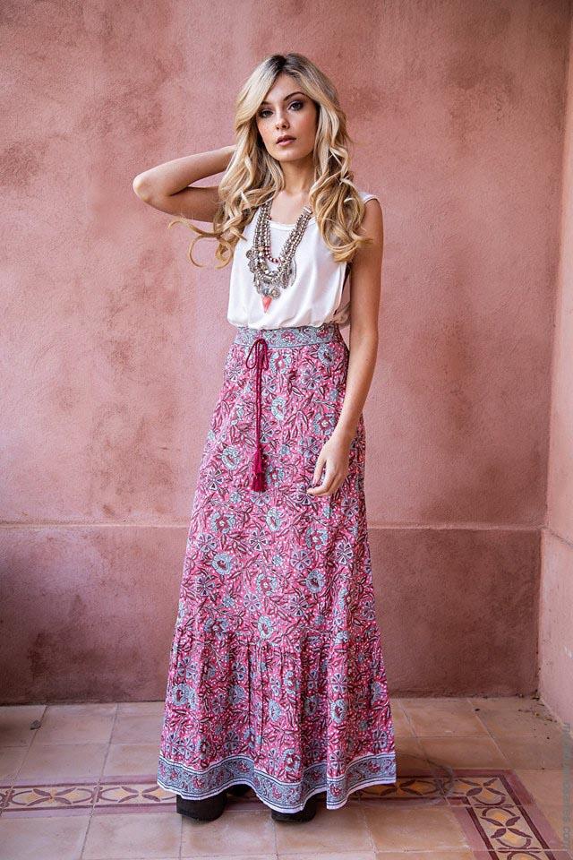 Faldas de moda mujer primavera verano 2019. Moda primavera verano 2019.