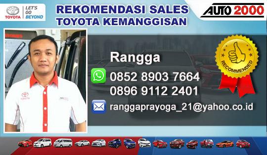 Toyota Kemanggisan, Jakarta Barat