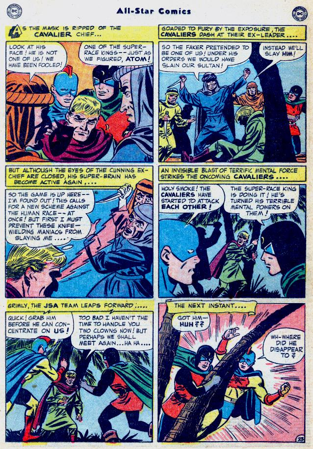 Read online All-Star Comics comic -  Issue #52 - 27
