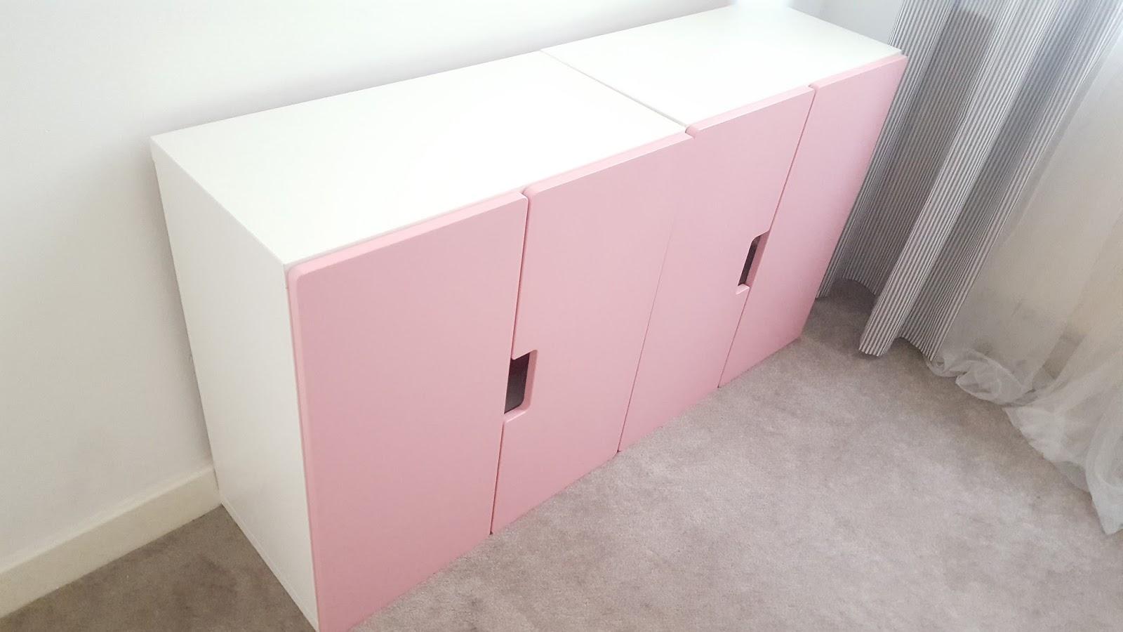 Ikea pink Stuva