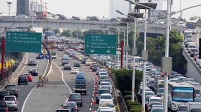 Tol Dalam Kota Bandung Mulai 2019