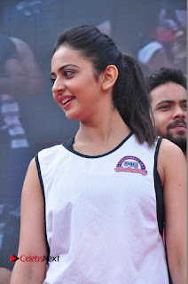Rakul Preet Singh Stills at Fitness Unplugged Event