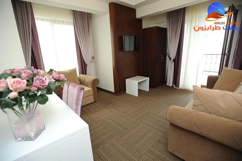 فندق فورنا بوتيك |فنادق طرابزون