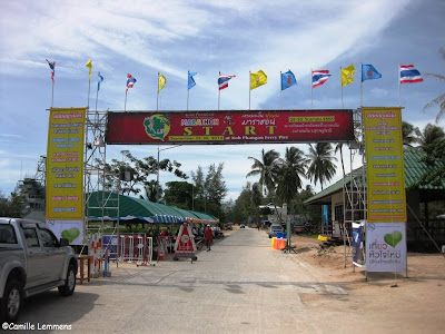 3rd Full Moon marathon Koh Phangan