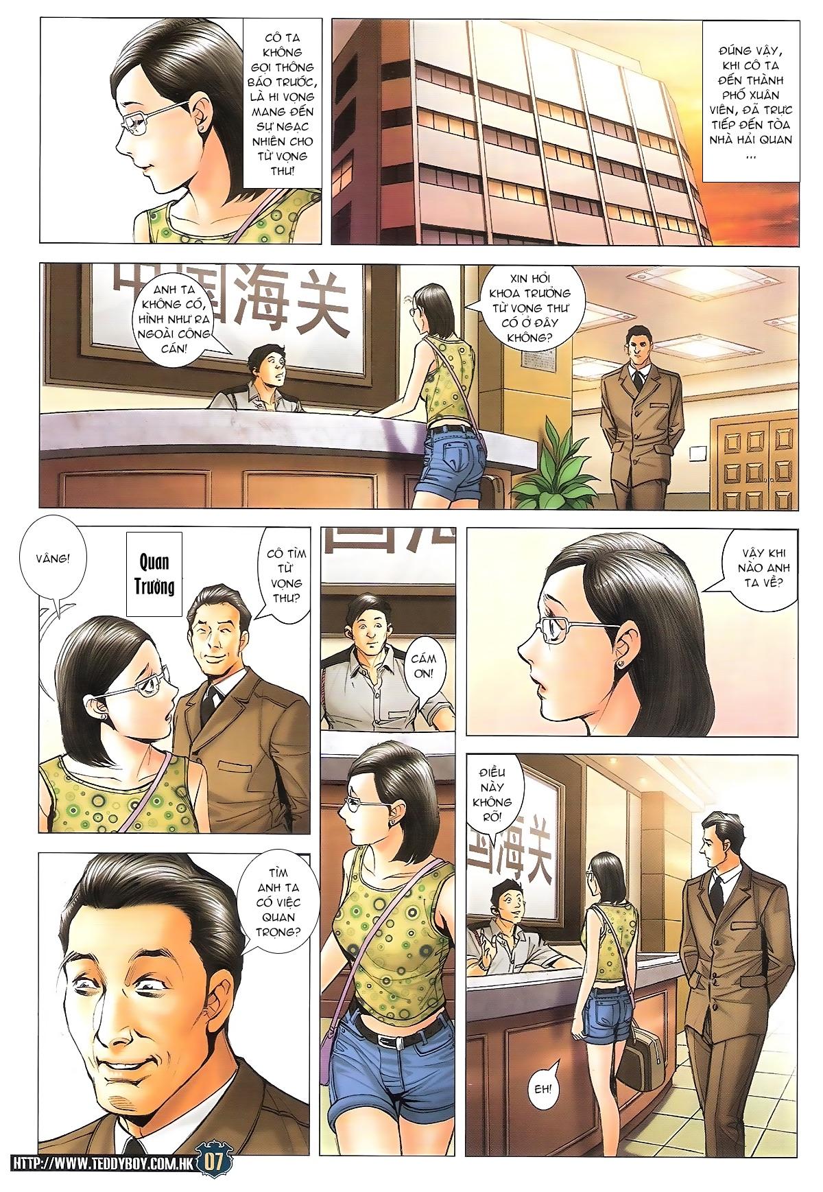 Người Trong Giang Hồ - Ngũ Hổ qui thiên - Chapter 1706: Kịch chiến - Pic 6