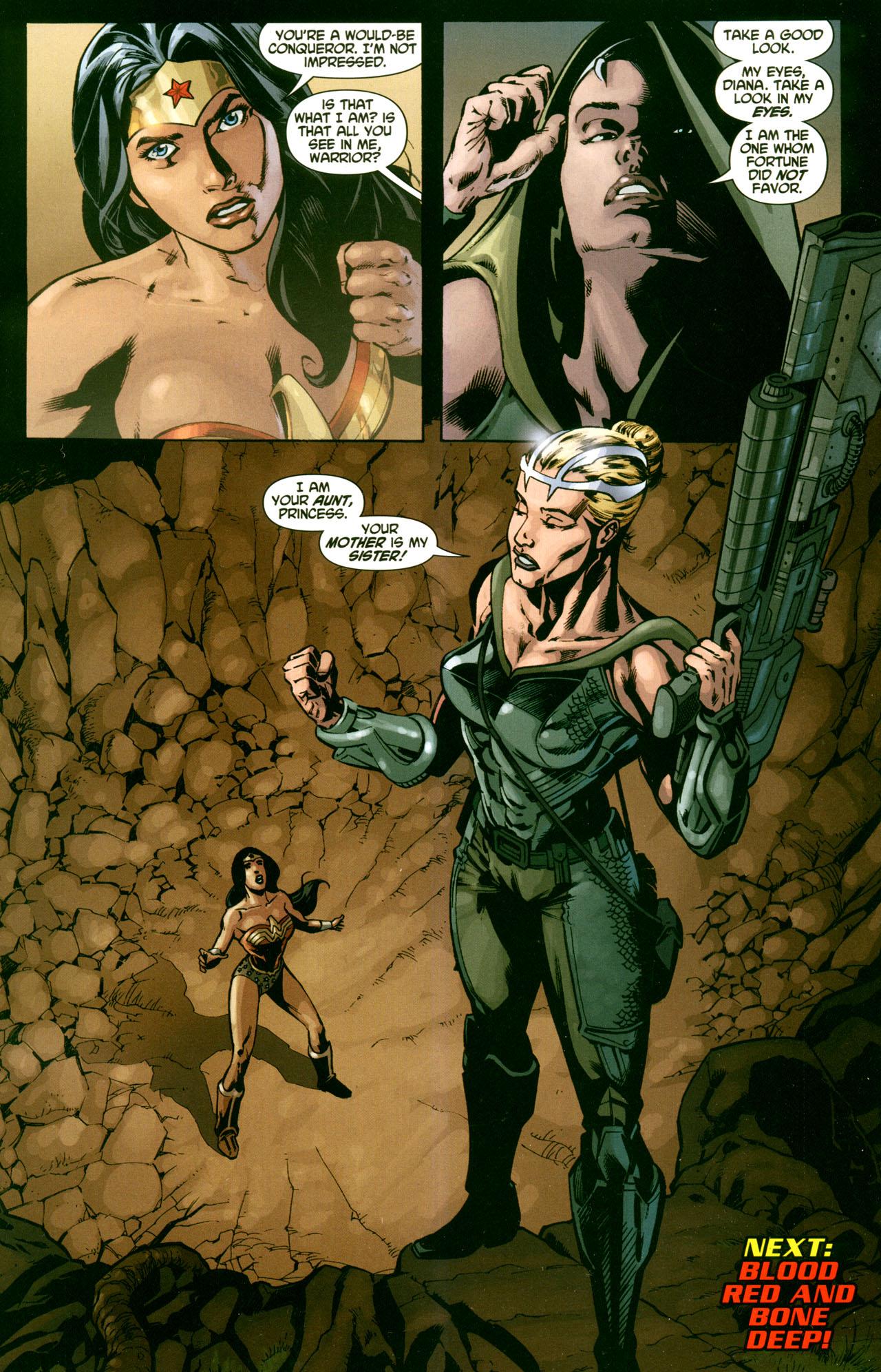 Read online Wonder Woman (2006) comic -  Issue #42 - 23