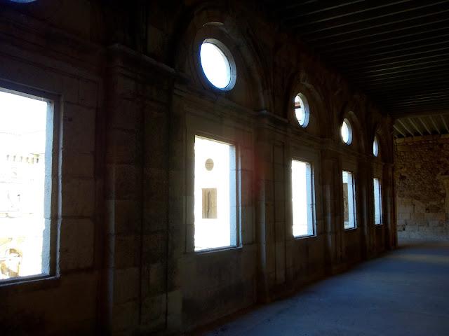 Monasterio de Santa María de Sandoval en Villaverde de Sandoval   Mansilla Mayor   Monasterio Cisterciense