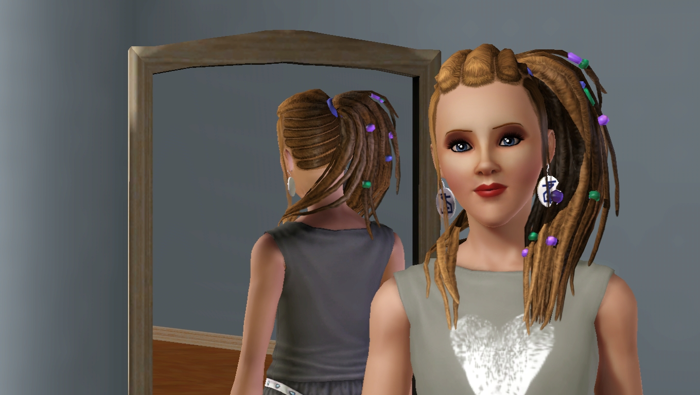 Simlogia Nowe Fryzury W The Sims 3 Studenckie życie