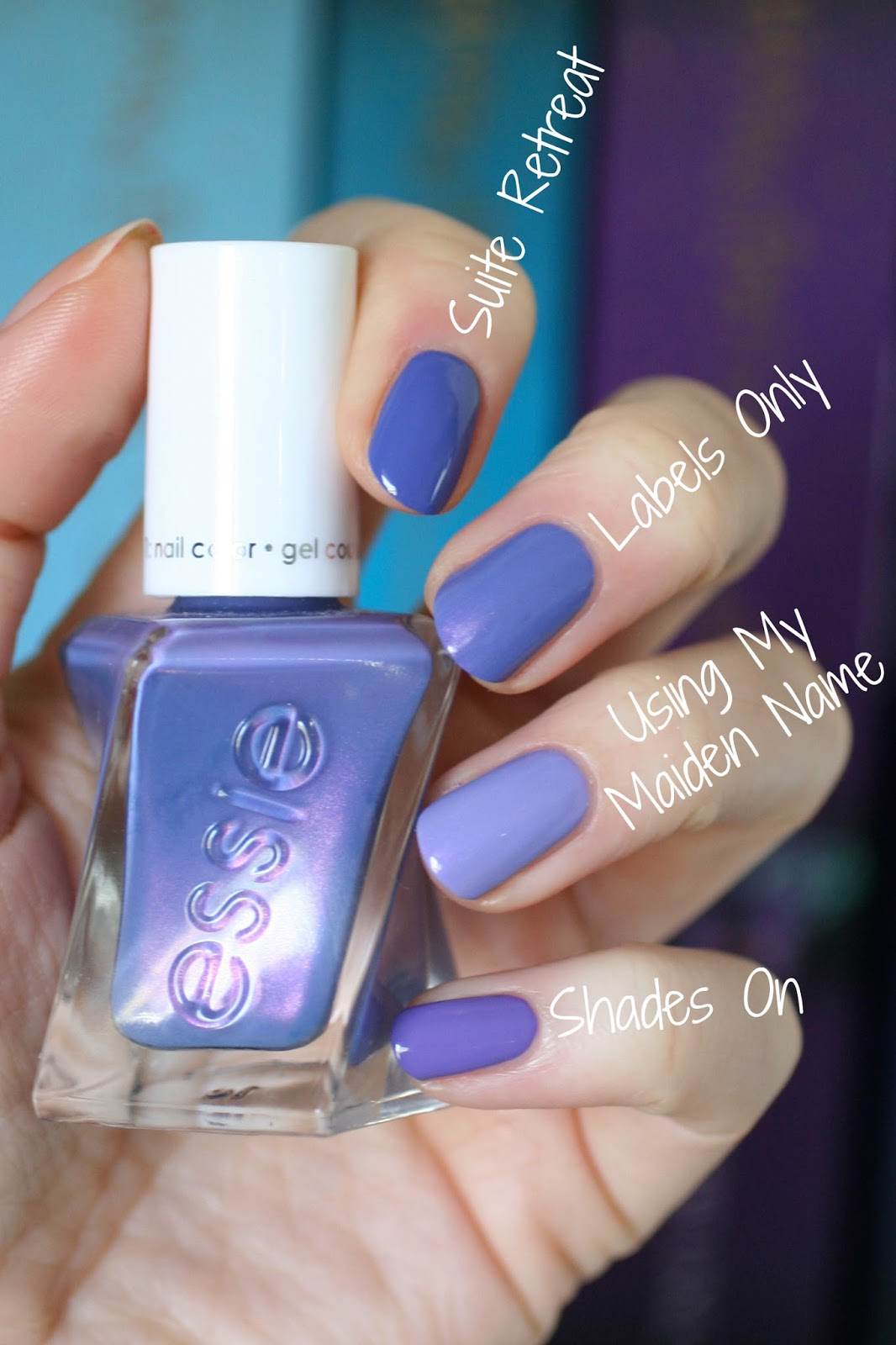 Essie Labels Only | Essie Envy